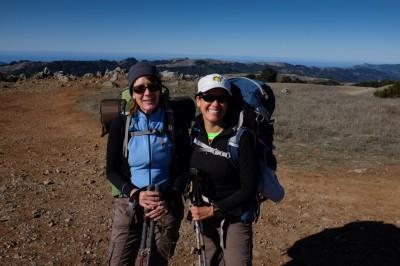 trekking buddies