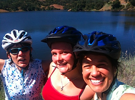 Cycling: Girls Ride Out